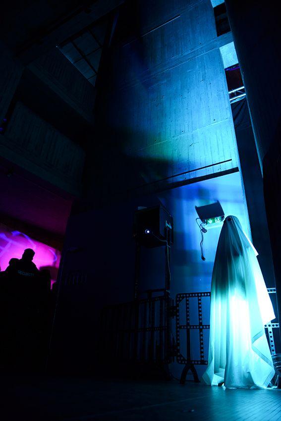 Festival Génériq - Dancing with Ghosts + The Parrots crédit Association PixScènes / La Rodia