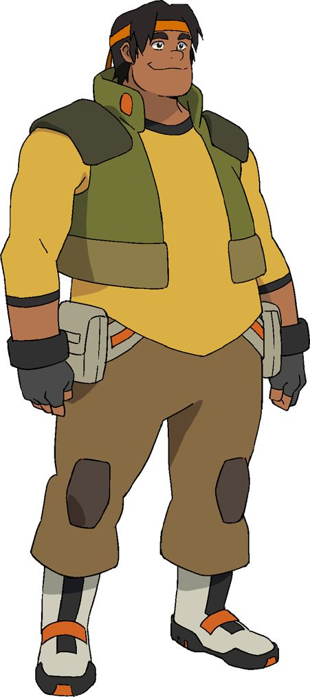 Hunk is a man of immense size, both physically and emotionally. He is also the Paladin of the...