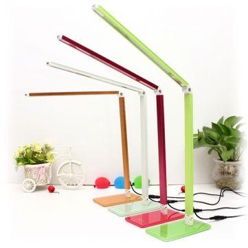 Flexible 48 LED Energy Saving 180°Adjustable Table Lamp Reading Light Sale - Banggood Mobile