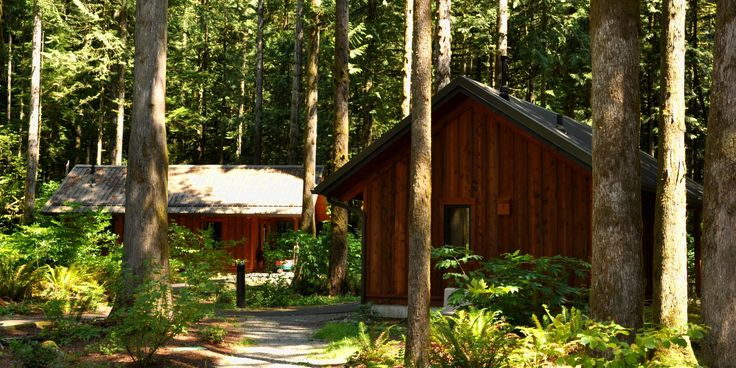32 best images about cozy accommodations on pinterest for Washington state park cabins