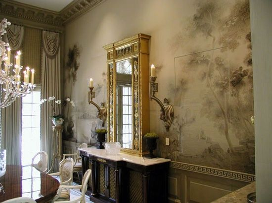 55 best Grisaille images on Pinterest   Grisaille, Wallpaper ...