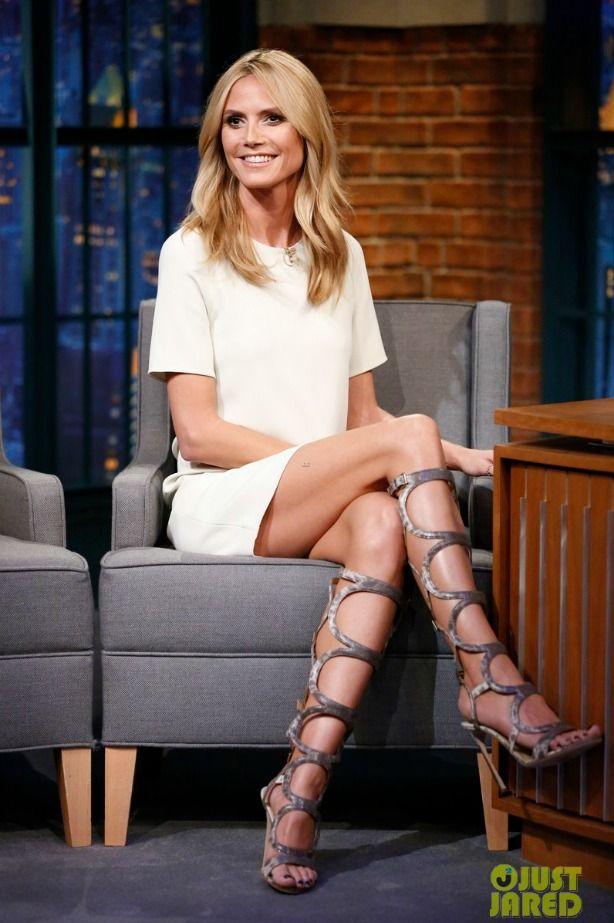 Estilo fashionista: Heidi Klum