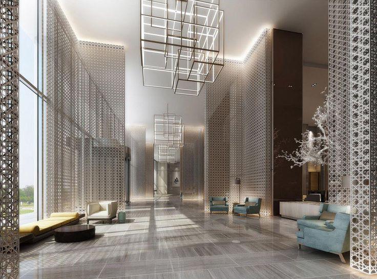 Hospitality-lobby