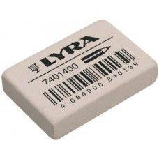 Lyra radír 40-es méret grafitceruzához természetes gumiból Ft Ár 49