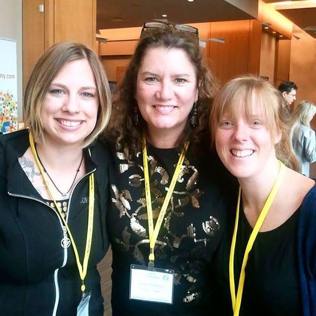 #TBT Autism Canada staff at the 2013 AutismOne conference in Chicago! #autismcanada #autismawareness #autism #ASD #education