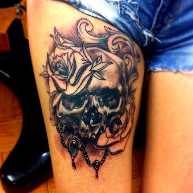 17 Best Ideas About Thigh Quote Tattoos On Pinterest: 17 Best Ideas About Thigh Tattoos For Women On Pinterest