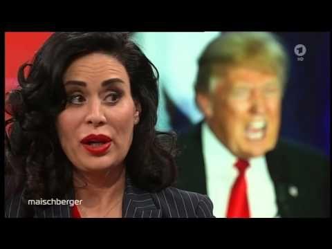 """Maischberger """"Trump for President: Wer versteht die Amerikaner?"""" [HD] - YouTube"""