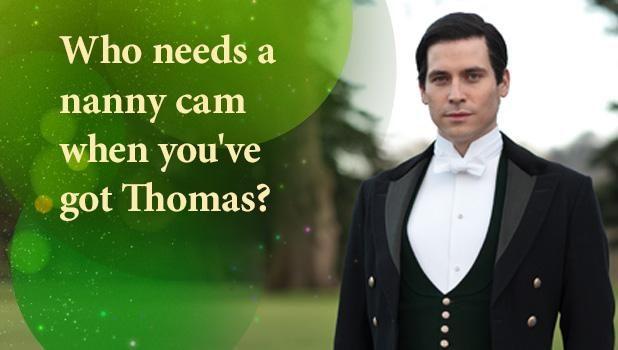 Thomas Barrow from Downton Abbey Season 4 Premiere. S4 Ep1 Recap (Contains Spoilers!) #DowntonAbbey #DowntonPBS
