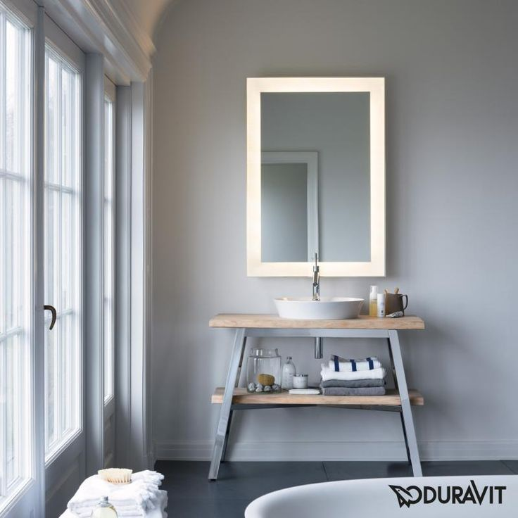 Die besten 25+ Spiegel mit led Ideen auf Pinterest Badspiegel