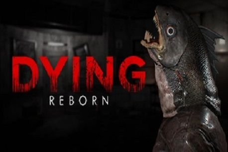 """Quote: """"...a very scary game that will get the blood pumping fast.""""  We put a fish on our head and play DYING: Reborn #PSVR #PlaystationVR #Virtualreality https://www.virtual-reality-shop.co.uk/dying-reborn-psvr/"""