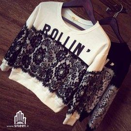 Felpa Rollin