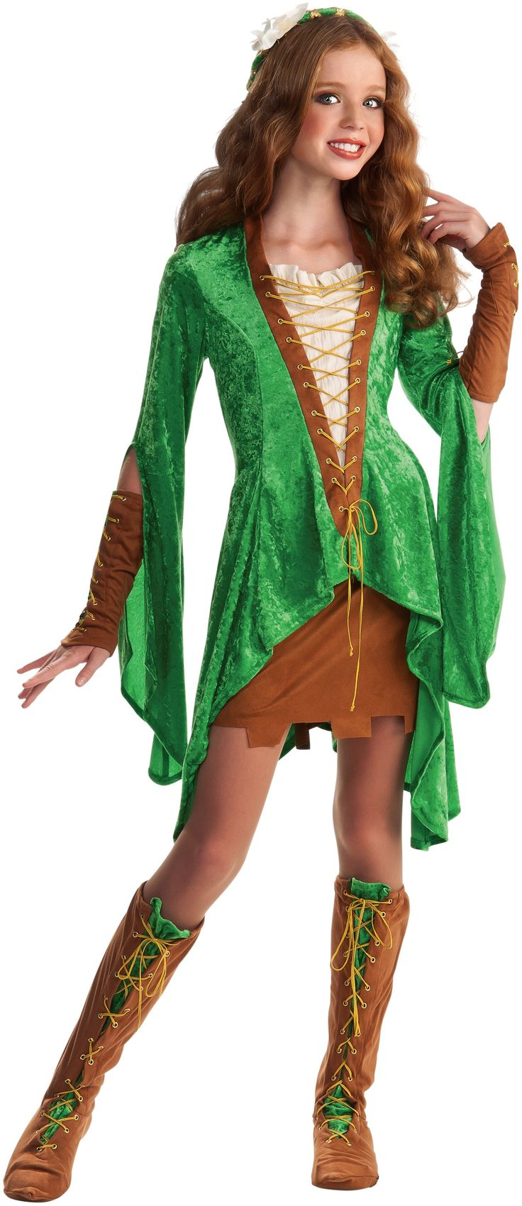 Maid Marion Tween Costume from Buycostumes.com