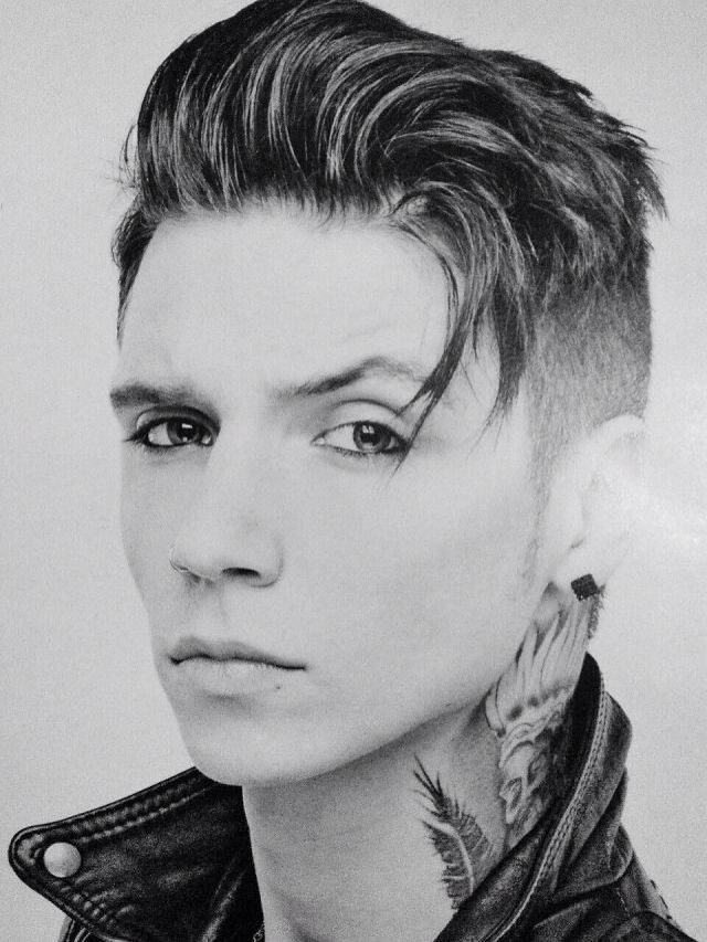 1000 Images About Andy Biersack On Pinterest Interview