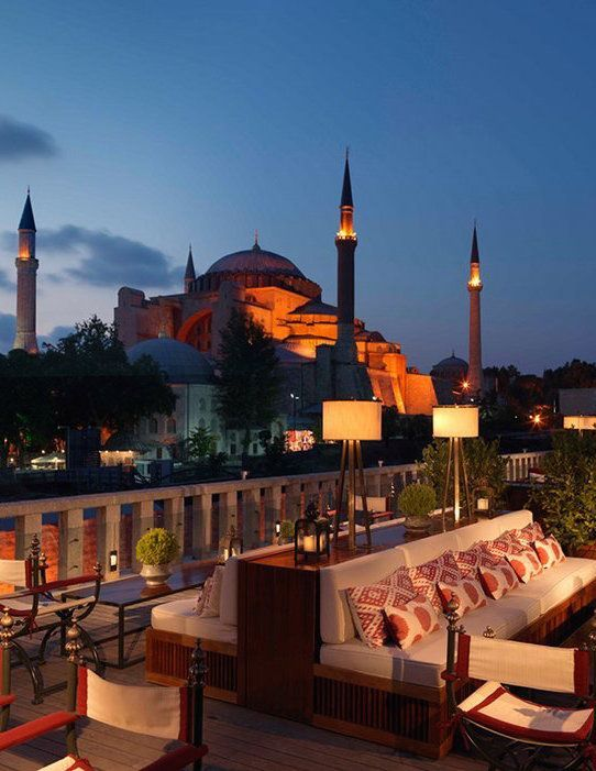 Four Seasons Hotel Istanbul at Sultanahmet, Istanbul