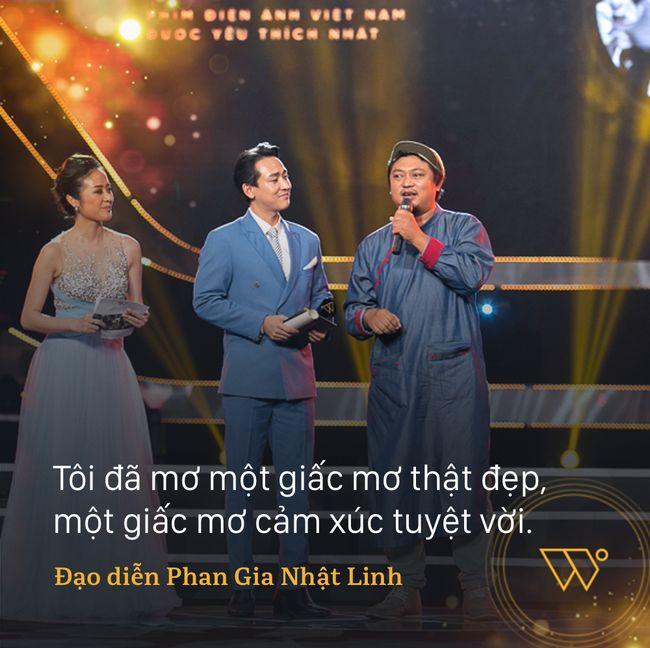 Tất cả chúng ta đều được truyền cảm hứng bởi những câu nói này trong đêm Gala WeChoice Awards 2016 - Ảnh 9.