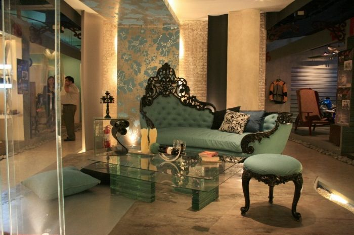 Sampaguita neo victorian interior design by joana for Neo inspiration interior design