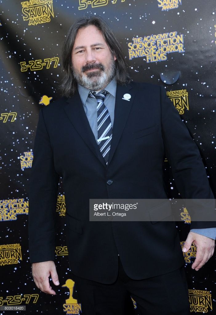 Paul Overacker attends the 43rd Annual Saturn Awards at The Castaway on June 28, 2017 in Burbank, California.