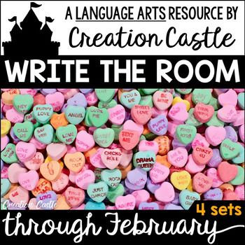 98 best Valentines Day Ideas for the Elementary Classroom images ...