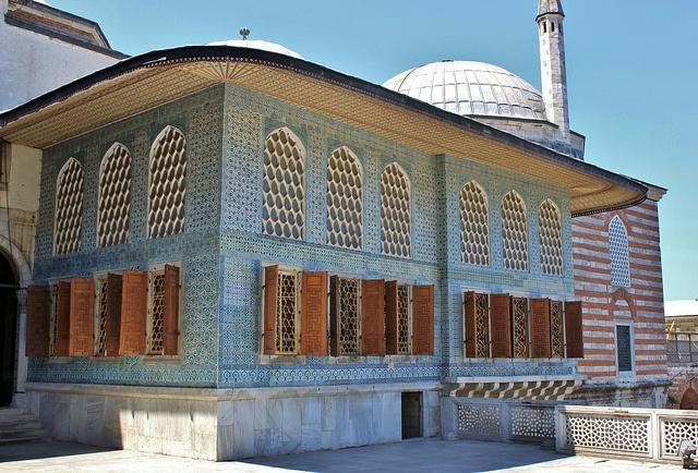 Istanbul: Topkapı Palace (Harem, Twin Kiosk)