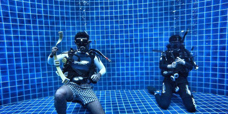 PADI Divemaster Internship - Crystal Dive Koh Tao
