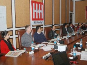 H&H Consulting, one of the best consulting companies in Pakistan. We work on evaluation of development and humanitarian projects in Pakistan, provide trainings for development and corporate sector organizations in Pakistan and offer strategic planning for NGOs in Pakistan.