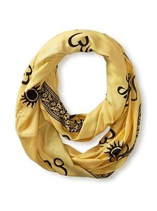 60% OFF Sir Alistair Rai Women's Zodiac Circle Scarf (Leo)