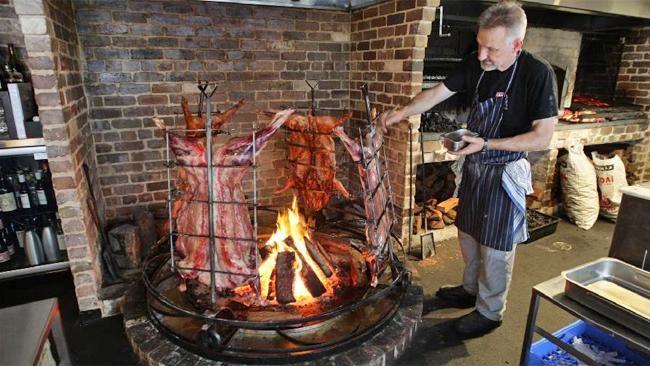 Sydney's Best Restaurant, Porteno in Surry Hills