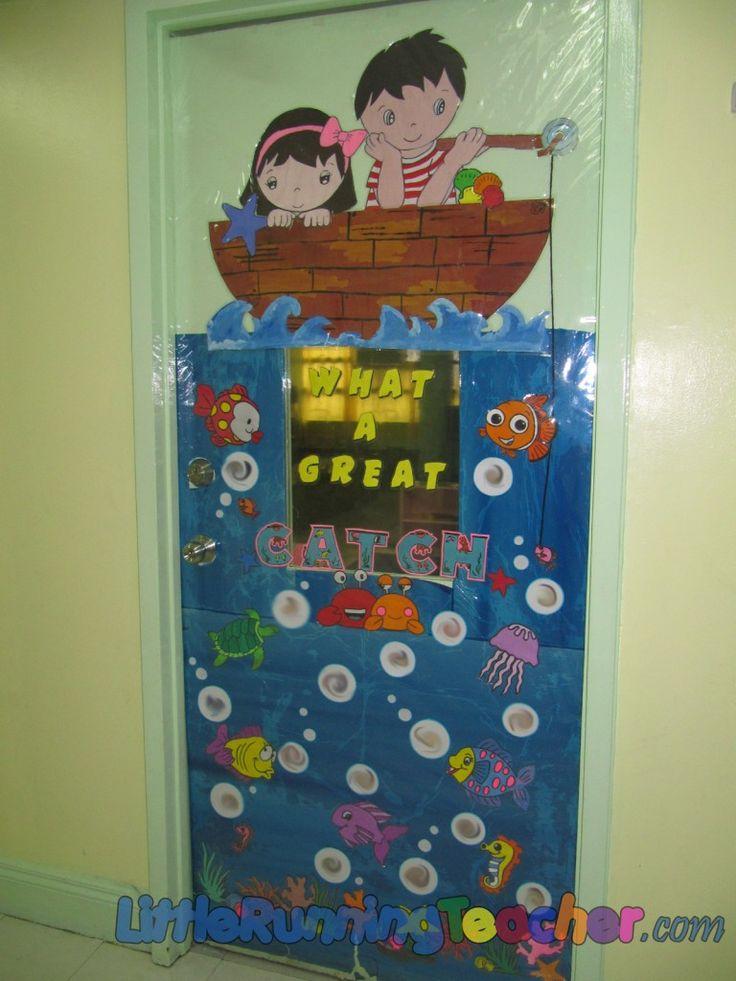 102 best school door decor images on pinterest decorated for Room door ideas