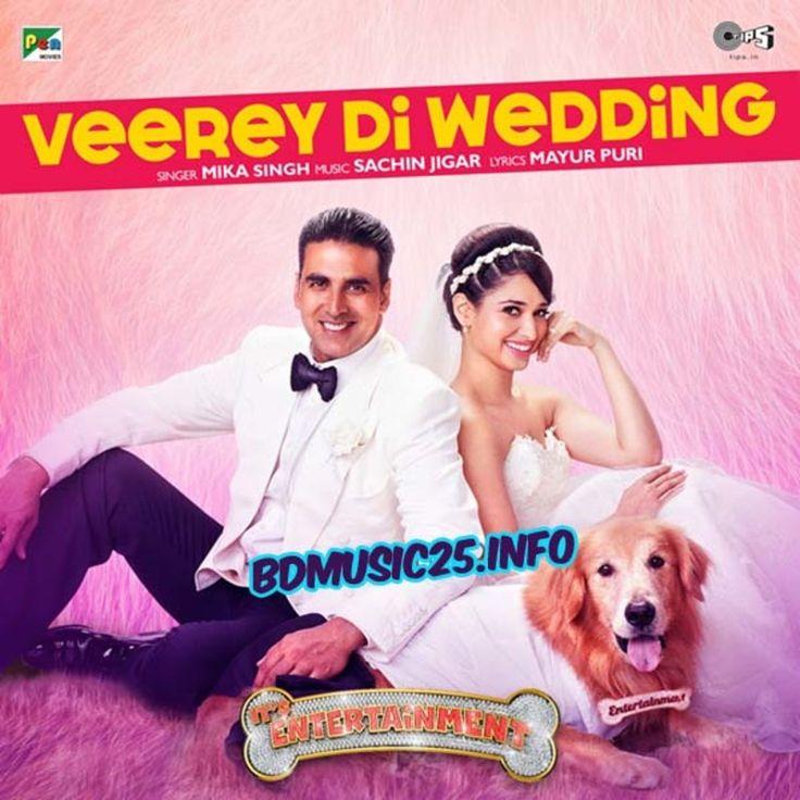 Veerey Di Wedding Video Song Its Entertainment Full HD