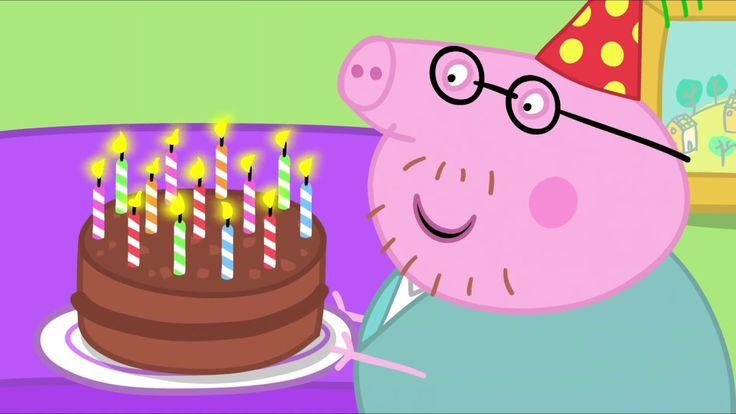 Peppa Pig en Español Episodios completos ⭐️  ¡Feliz cumpleaños, Papá! ⭐️ Pepa la cerdita