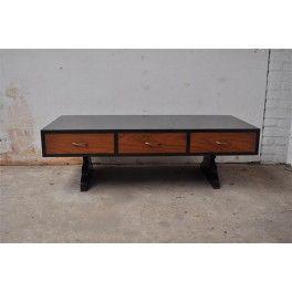 Custom design salontafel / TV meubel