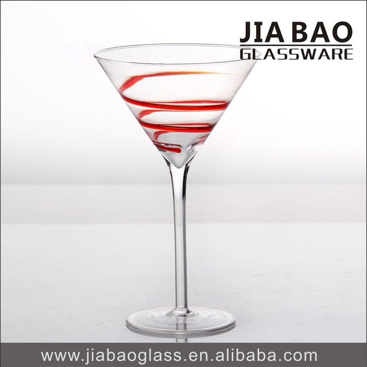 Colorful champagne glass,glassware supplier