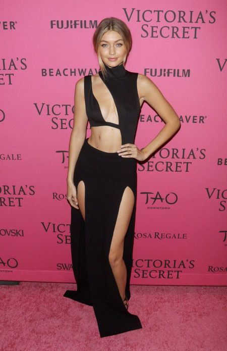 Taylor Swift, Kendall Jenner, Cara Delevigne... Las Mejor Vestidas del 2015 - Gigi Hadid se ha convertido en una de las mujeres de moda. Sus estilismos de calle y de gala son de los más alabados. ¡Guapísima!