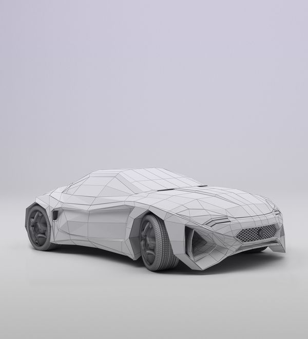 Jaguar XKX by Skyrill.com , via Behance(*Disclaimer: This project is just a concept car and has no affiliation with the original Jaguar company.)