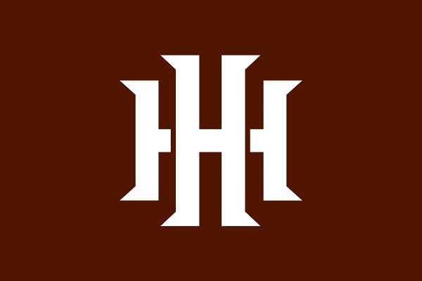 Hh Initial Logo Initials Logo Logo Design Logo Design Template