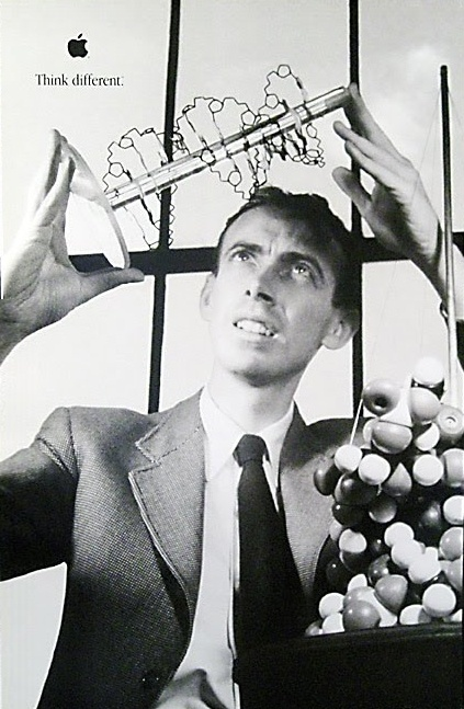the scientific discovery of the dna deoxyribonucleic acid by francis crick and james watson James watson was born on 6 april in 1928 in chicago watson became interested in the deoxyribonucleic acid (dna) this discovery won watson and crick.