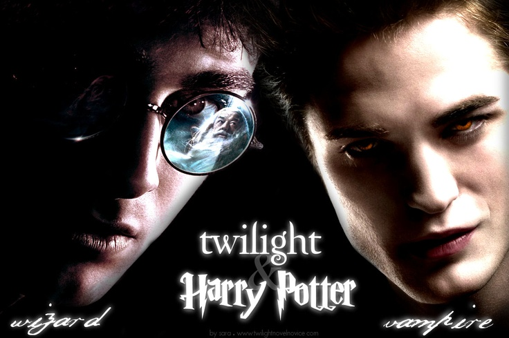 :O you mean you can like BOTH ??? I never really got the whole Twilight VS HP thing.....OBV one has an author that writes at a totally different caliber than the other, but they are both fun. *shrugs*