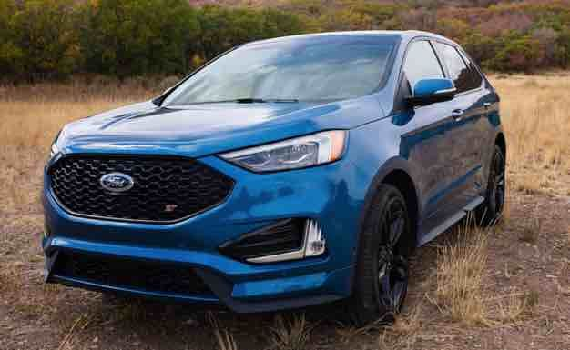 2022 Ford Edge With Images Ford Edge