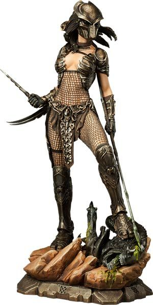 Alien vs Predator Machiko Noguchi The She-Predator Premium Format Figure - Midtown Comics