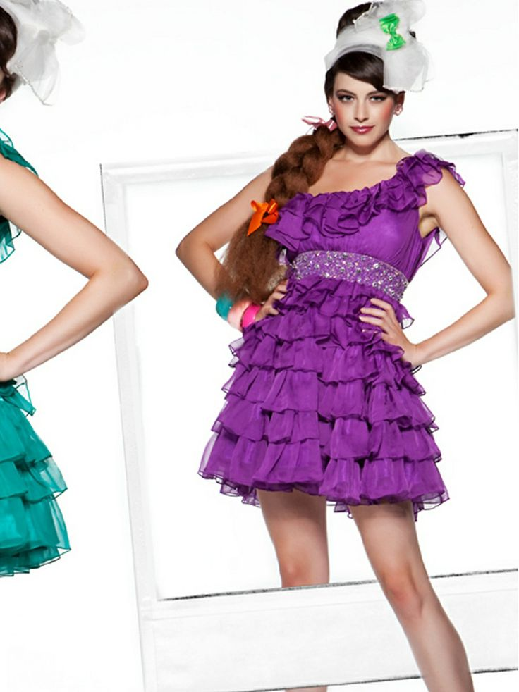 Mejores 280 imágenes de Party Dresses en Pinterest   Vestidos de ...