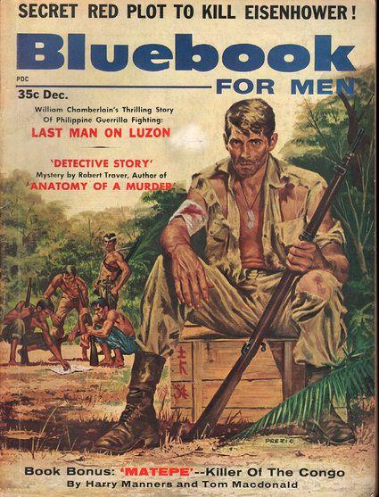 Blue Book December 1960
