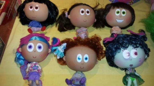 Résultats de recherche d'images pour «muñecas de distroller en…