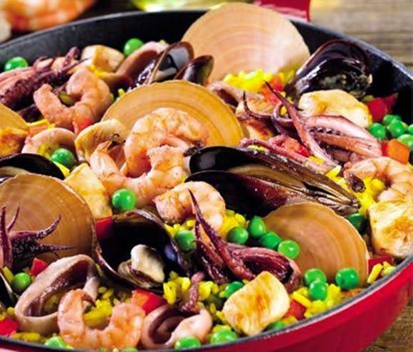 Recetas De Cocina Española Paella Valenciana | Best 25 Preparacion De Paella Ideas On Pinterest Recetas Con