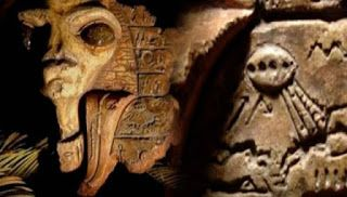 Conspiracy Feeds: «Εξωγήινες»  παραστάσεις με μοναδικά αρχαία αιγυπτ...
