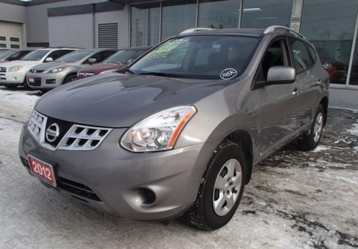 Very find conditioned 2012 nissan rogue for sale in toronto online