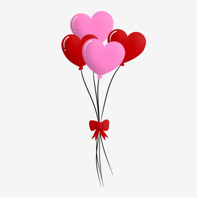 بالونات مرسومة باليد بالون الحب بالون أحمر بالون وردي بالونات قصاصات فنية التوضيح بالون قلب بالون Png وملف Psd للتحميل مجانا In 2021 Diy Eid Cards Pink Balloons Red Balloon