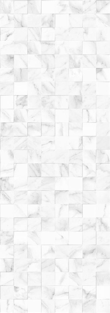 MOSAICS AND DECORATIONS - MOSAICO CARRARA BLANCO PV 31,6X90 - 100099103