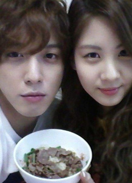We Got Married Yonghwa and Seohyun