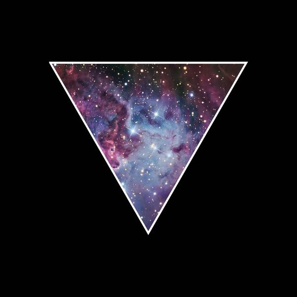 Hipster galaxy triangle:-) | Galaxy | Pinterest | The ...
