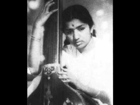 """By Lata Mangeshkar """" Let go of my wrist, dear love; don't tease me, my wrap will gently fall off from me and the my bangles will chuckle, will set off a tinkling of music in the air; Let go, dear, let go dearest,* look the lamp is flaming bigger, and I cannot bear your gaze*;let go; I'm already walking around in the intoxication of the fragrant chameli flowers; let go dearest ! """""""